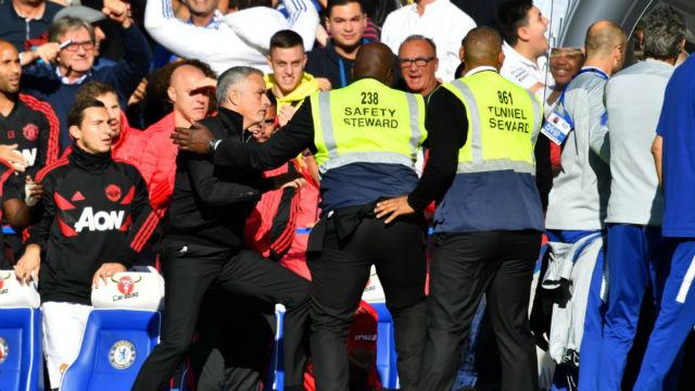 Sarri'nin asistanı Mourinho'yu çıldırttı