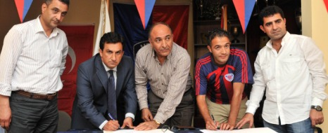 Mersin İdman Yurdu'nda Transfer