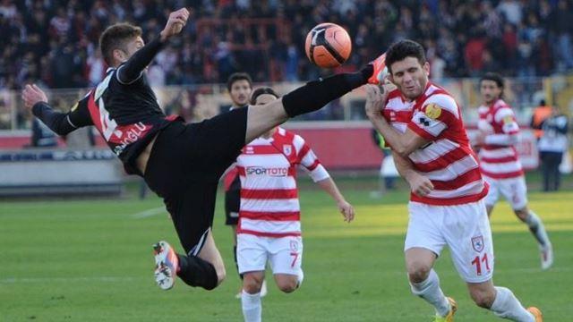 Sivasspor imzayı attırdı!