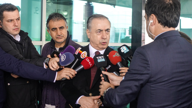 'TFF Hukuk Müşavirliğinin istifasını bekliyorum'