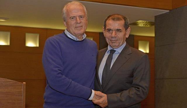 Galatasaray Mustafa Denizli'ye emanet