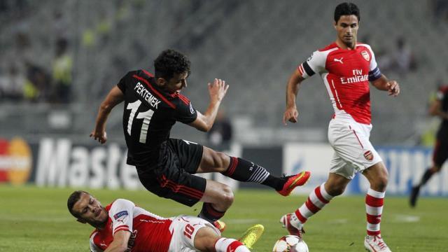 Arsenal'de bir kilit isim daha yok!