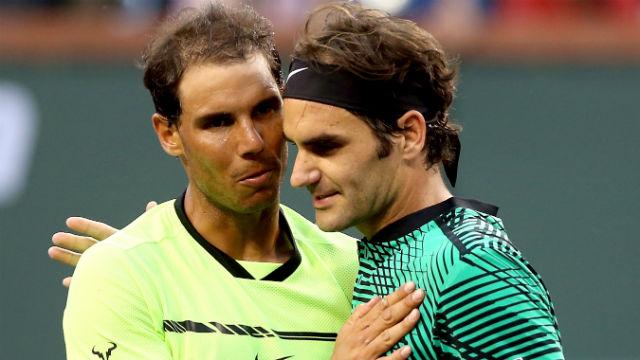 Miami Açık'ta Nadal-Federer finali