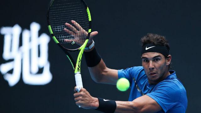 Djokovic'i eleyen Nadal finalde