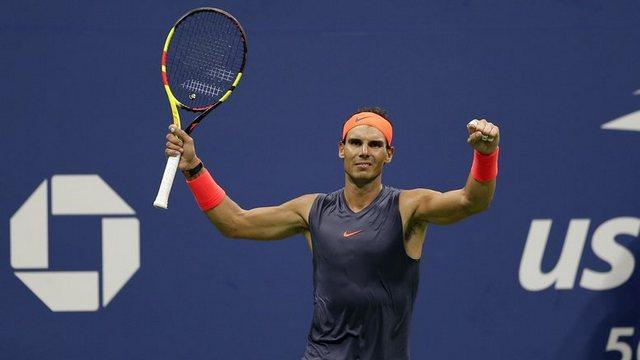 Nadal'dan örnek davranış!