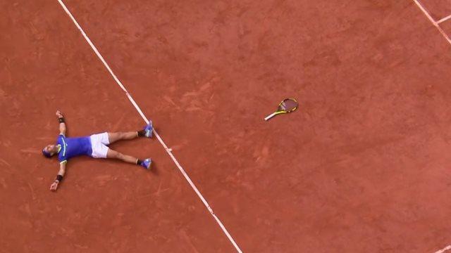 Fransa'nın ağası Nadal