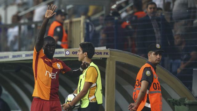 Ndiaye yeniden Galatasaray'da