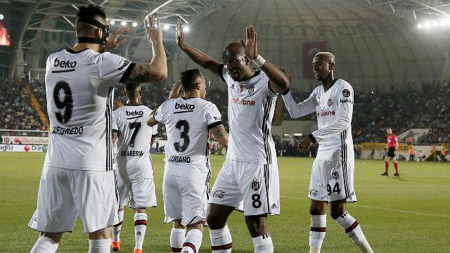Beşiktaş Akhisar'da zorlanmadı