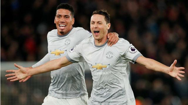 Manchester United'dan geri dönüş