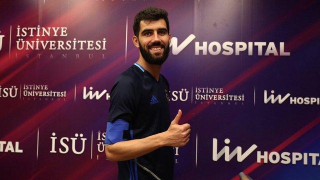 Fenerbahçe'den resmi Neto açıklaması