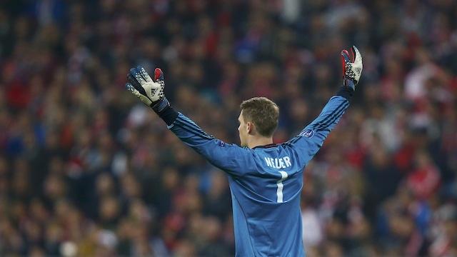 IFFHS'nin en iyi kaleci ödülünü Neuer aldı