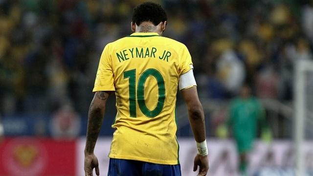 Neymar kapışması!