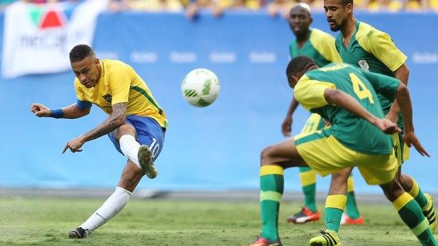 Rio 2016 sürprizle başladı!