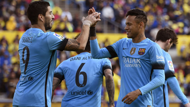 Barça zorlandı ama kazandı