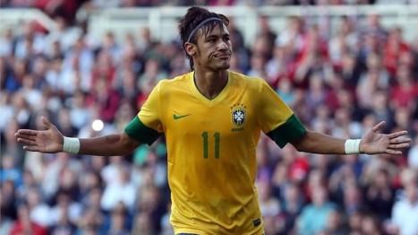 Neymar'dan Olimpiyat Samba'sı