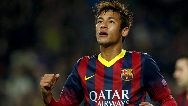 Neymar 'Barça'ladı