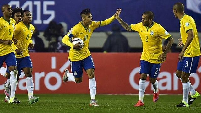 İZLE! Neymar şovla başladı