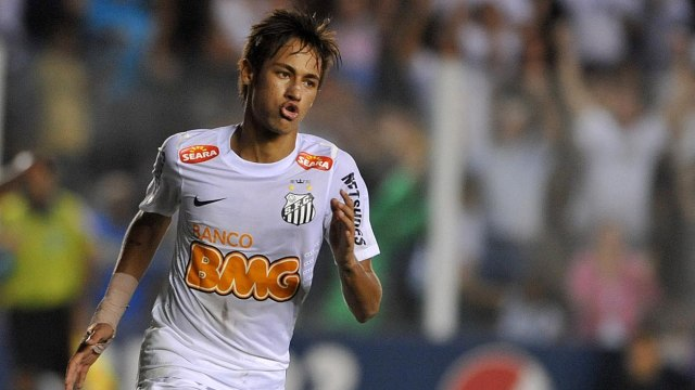 Neymar?dan Yıldızlara Yakışır Gol