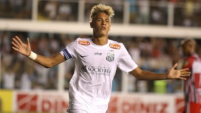 Santos'tan Neymar Açıklaması