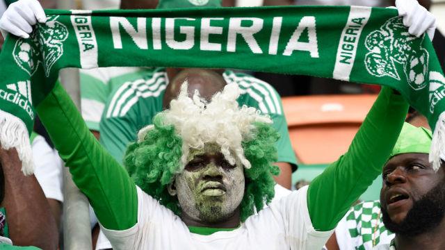 Nijerya Dünya Kupası'nda