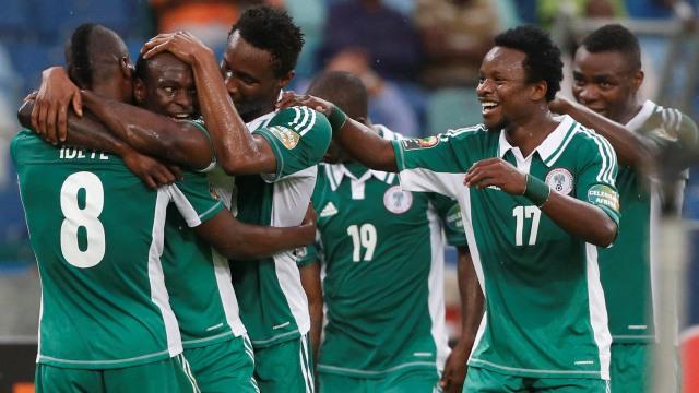 Emenike'li Nijerya Finalde