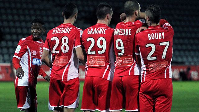 Image result for nimes fc 2017
