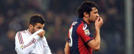 Olaylı Maçı Milan Kazandı