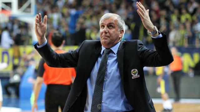 Fenerbahçe Ülker yıkıldı