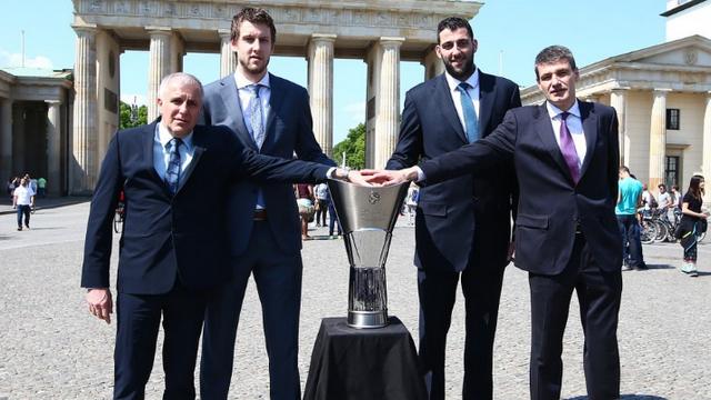 Obradovic: Herkes finali hedefliyor