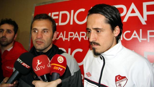 Elazığspor'da Galatasaray mesaisi