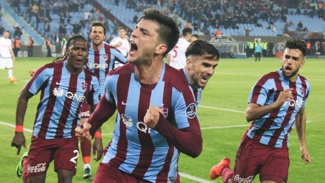 Trabzon tek golle güldü