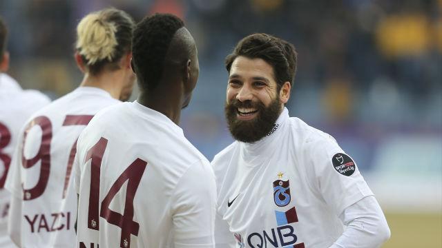 Trabzonspor dolu dizgin
