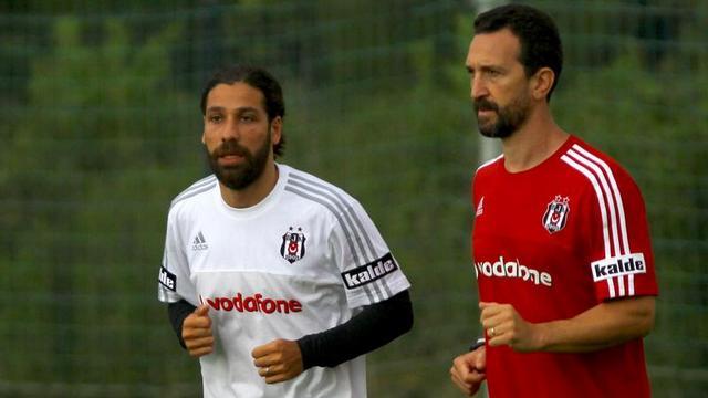 Beşiktaş Olcay Şahan'a kavuştu