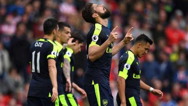 Arsenal Şampiyonlar Ligi için...