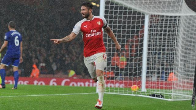 Arsenal zirveyi gözüne kestirdi