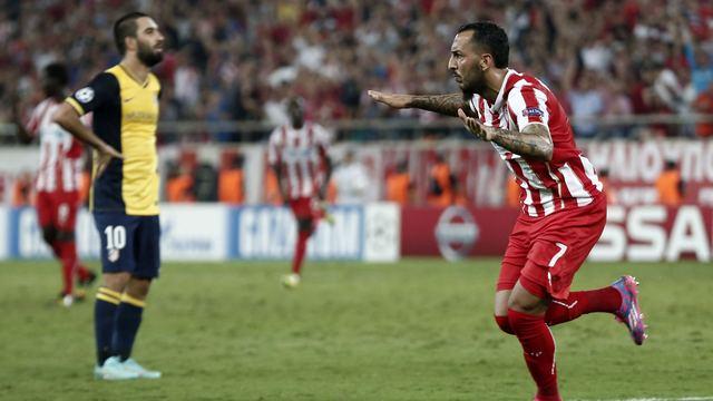 Atletico Madrid ne olduğunu anlamadı!