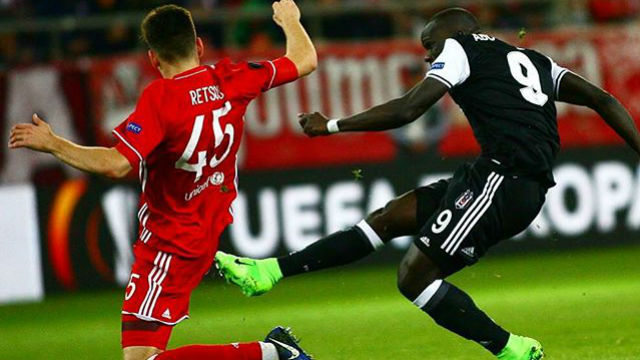 Beşiktaş avantajı kaptı