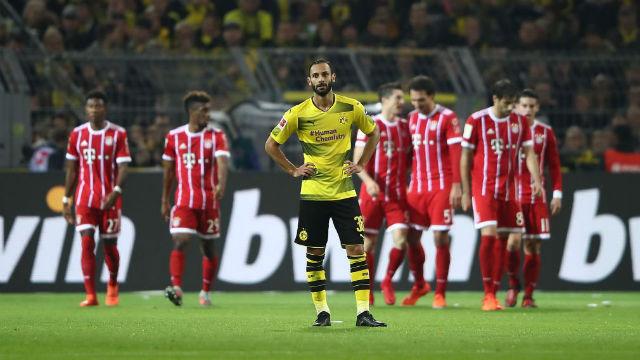 Bayern Münih, Dortmund'a acımadı