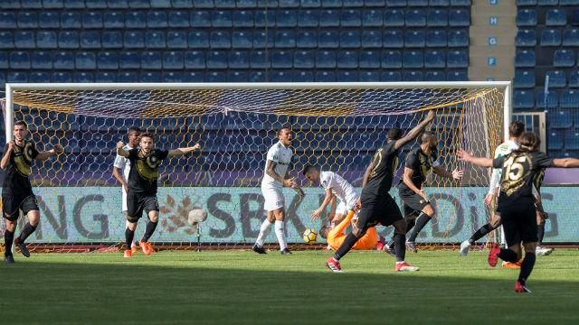 Osmanlıspor 7 hafta sonra kazandı