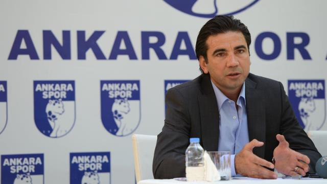 Ankaraspor'da devam kararı