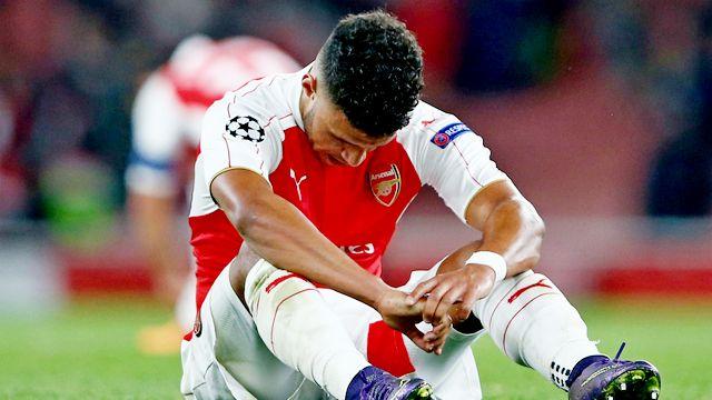 Arsenal Londra'da düelloyu kaybetti