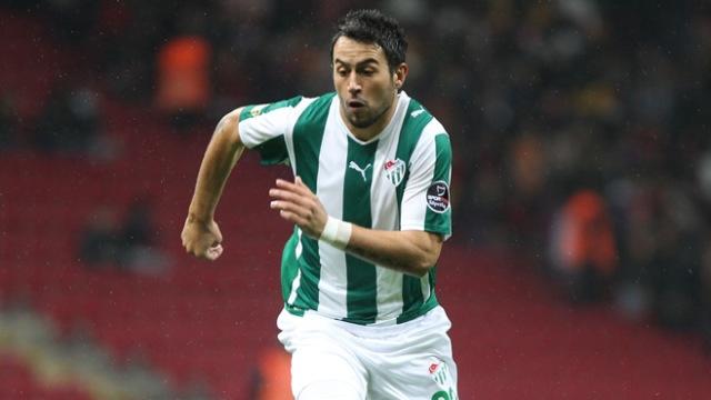 Ozan İpek Bursaspor'a Dönüyor