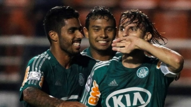 Palmeiras'tan Moralli Başlangıç