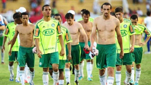 Palmeiras'ın Kalesi Düştü!