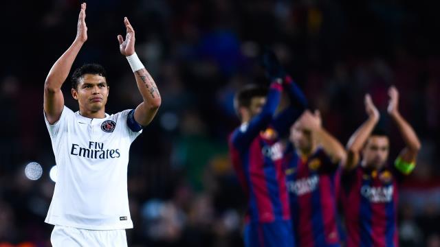 Yaralı PSG'nin konuğu Barça!