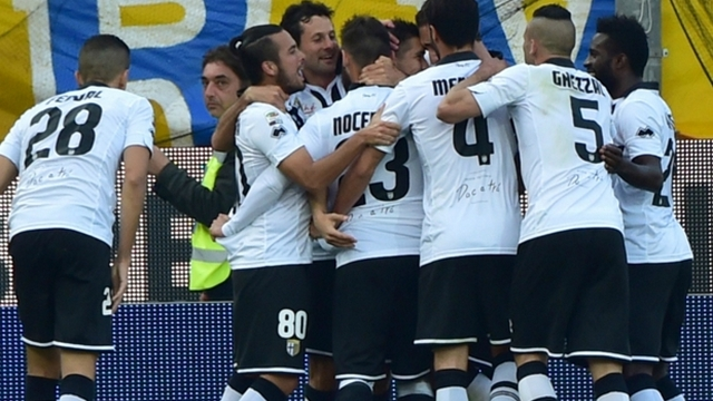 Juve'ye Parma şoku!