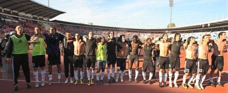 Belgrad Derbisi Partizan'ın