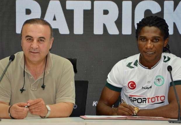 Patrick Friday Eze resmen Konyaspor'da
