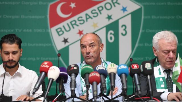 Bursaspor, Paul Le Guen'e emanet