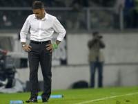 Olympiakos'ta Bento'nun görevine son verildi